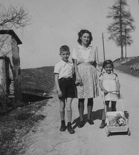 Bayer and Burock family