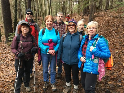 December 29 Saturday Hike
