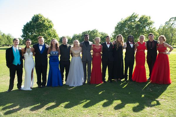 2016 Bartlesville High School Prom