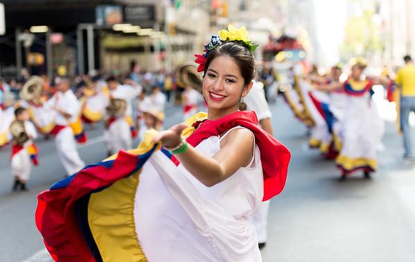 The 2014 NYC Hispanic Day Parade
