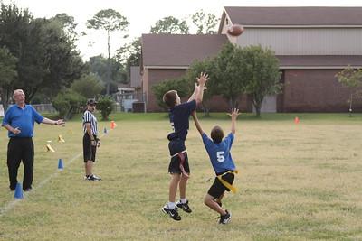 2010-10-19 Boys Flag Football