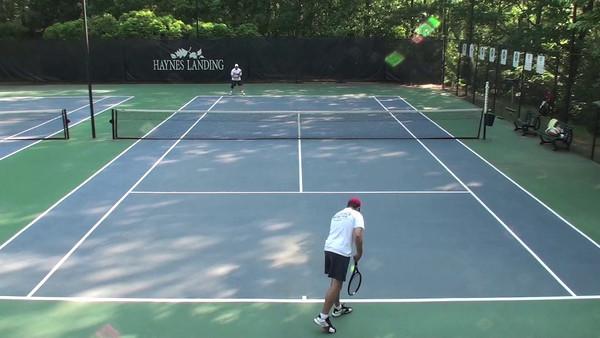 Tennis 4-29-12