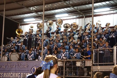 Band at Football Games