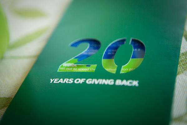 BCG Atlanta 20th Anniversary