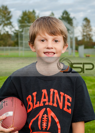 2014 Blaine Flag Football - Shelton