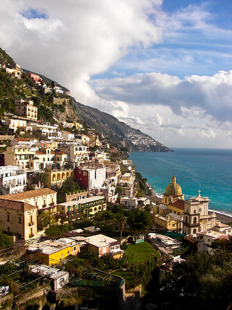 Naples & Amalfi Coast