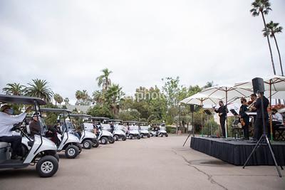 Golf Carts & Chamber Music