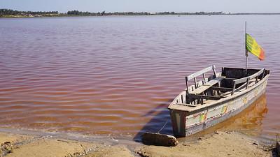 Dakar & Lake Retba