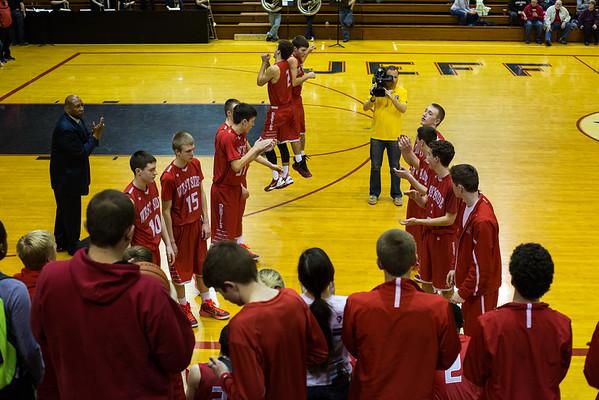 02-07-15 West Lafayette Basketball at Lafayette Jeff
