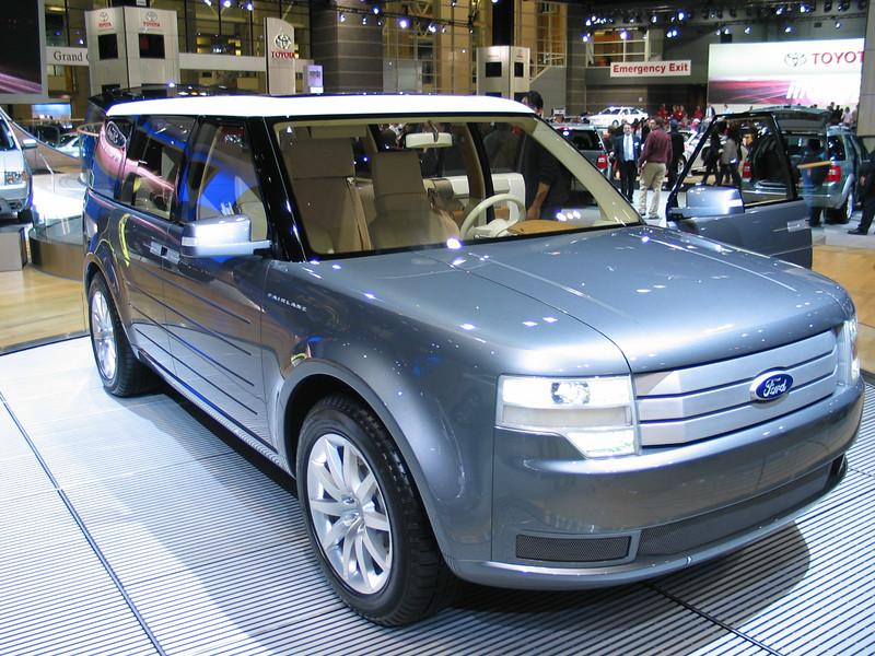 Concept Ford Fairlane