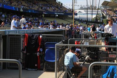 Dodgers v Cubs