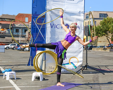 2015 Victoria International Buskers Festival