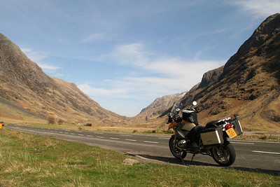 R1200GS's Around The World