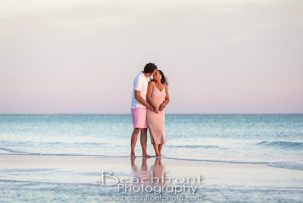 Jennings - Engagement Photos in Destin, FL