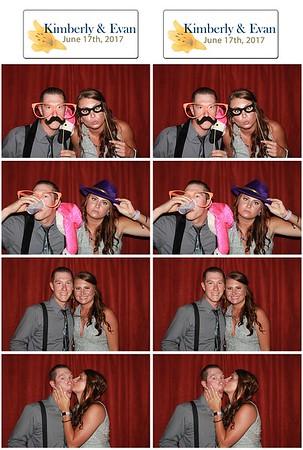 Kimberly & Evan - June 17, 2017
