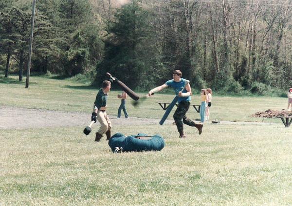Cloverdale 1984--Sweinzen's Birthday