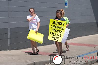 Car Wash Fundraiser Event