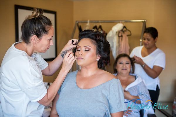Alyx + Frank | Poway Backyard Wedding | San Diego Wedding Photographer