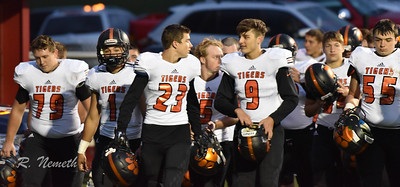 Waverly Varsity FB vs Minford - Oct 21, 2016