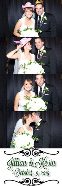 Jillian and Kevin's Photo Booth Pics