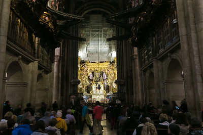 Avila - Santiago De Compostela