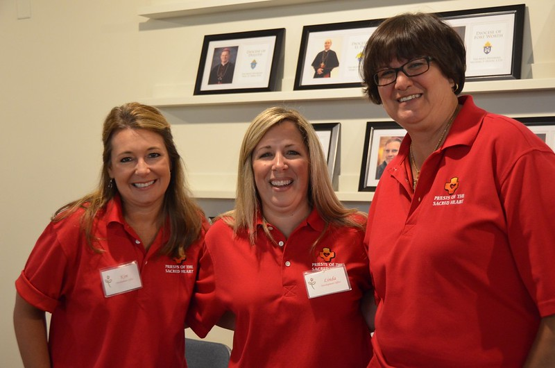 Members of our Development Office staff
