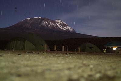 Mount Kilimanjaro, Day 2: Shira I (3610m)