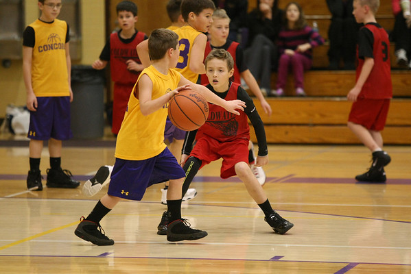 4th Annual Concord Youth Hoops Classic
