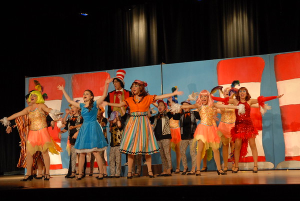 Seussical PERFORMANCE