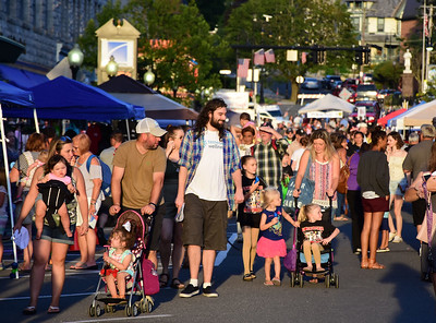 North Adams Downtown Celebration - 081419