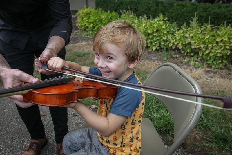 Greenwood Community Band Children's Concert Sept 2016