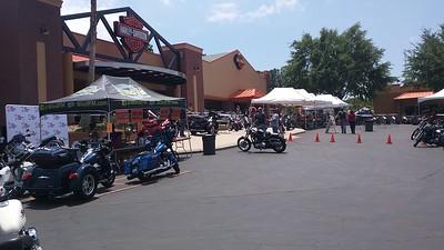 Gainesville Harley Hog Roast