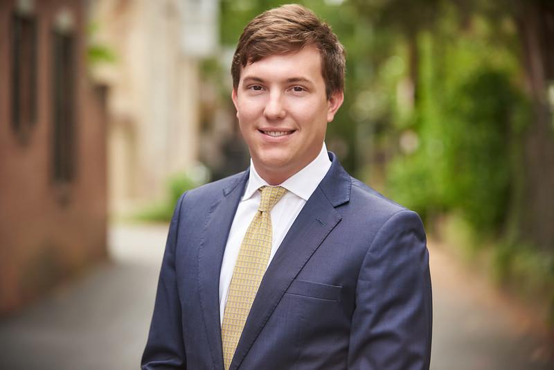 Washington DC Business Portrait for David Thalhimer