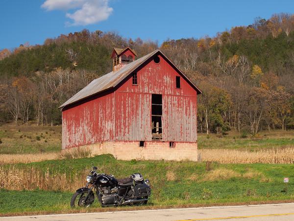 2016 October Iowa Ride