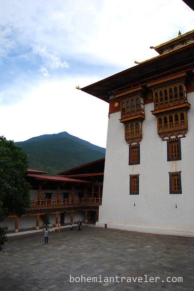 inside Punakha Dzong Fortress Bhutan (5).jpg