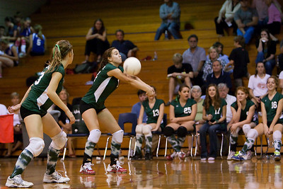 WRMS Volleyball 2009