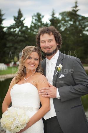 Laura A and Matt R