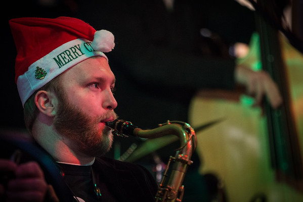 Planet D Nonet - Holiday Party - Blue Goose 12-18-2016
