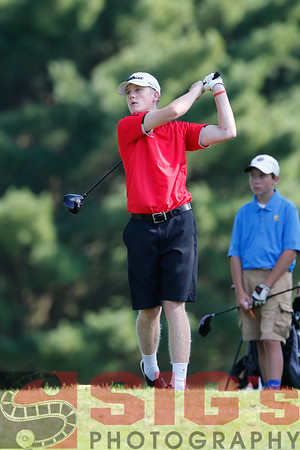 08-24-16 BHS Golf vs Elkins North Marion and Grafton