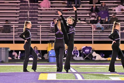 Laker Dance at Football 11-1-19 Pacific