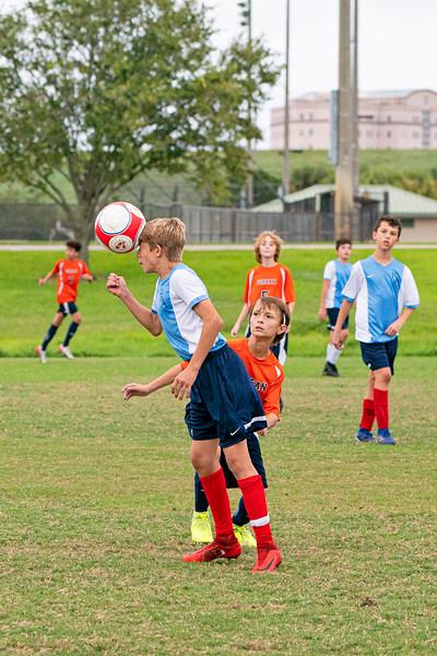 Rosarian Boys Soccer Nov 2019