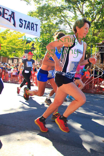 107th Annual Dipsea Race June 11, 2017