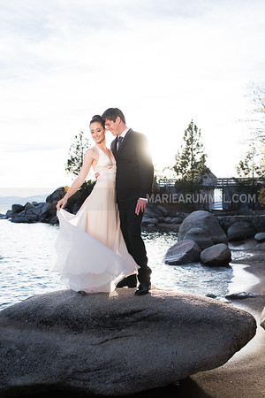 Greg and Kelly: North Lake Tahoe
