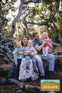 May Family Portraits ~ Los Osos