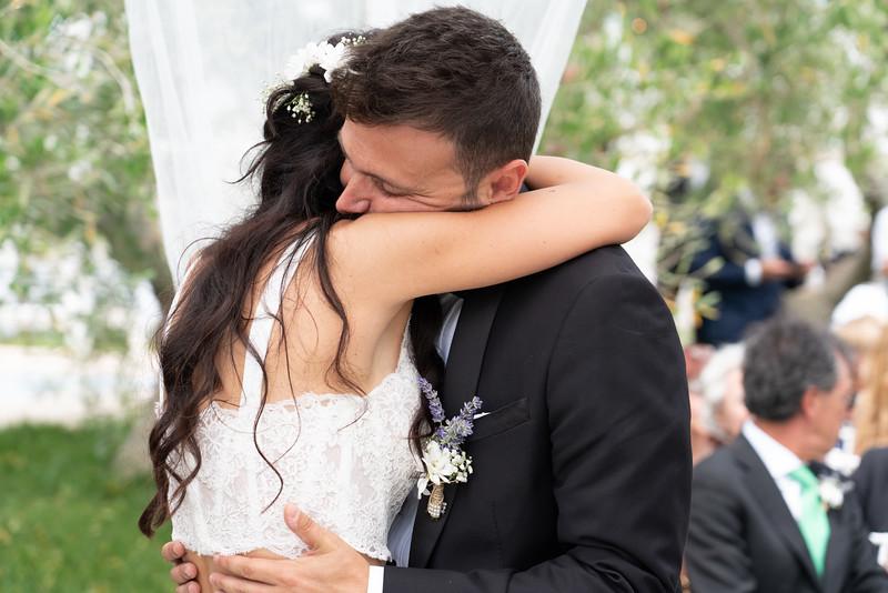 Carolina and Lorenzo's Wedding