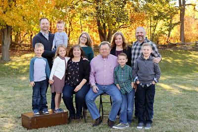 Helton Family- Fall 2018