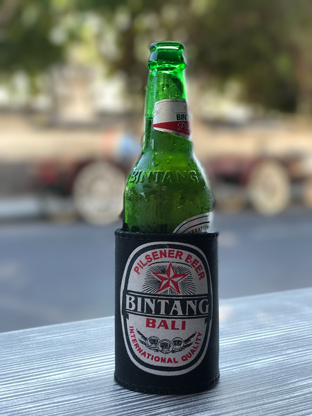 The drink of Bali.....
