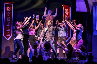"""Grease""  Presented by the Americana Theatre Company"