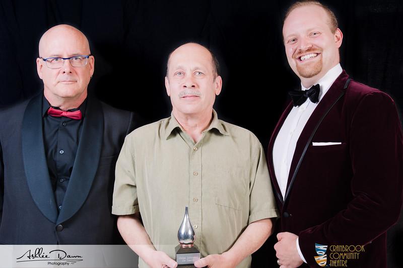 2019 CCT Abbott Awards Winners Lifetime Achievement Jim Cameron Golden Life and Barry Coulter.jpg