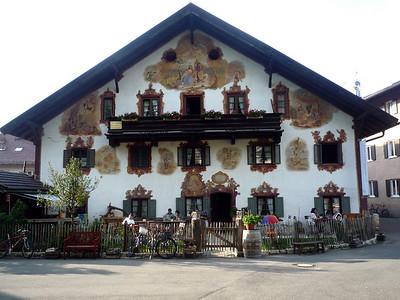 The 41st Oberammergau Passion Play - Oberammergau, Germany - June 2010